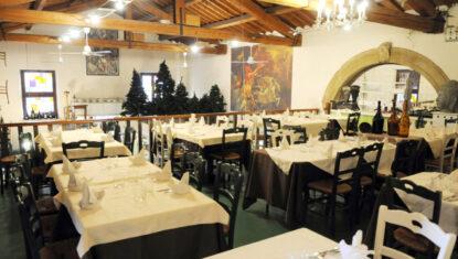 illuminazione Led ristorante al bracere progetto-e