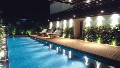 Hotel Illuminazione Led Progetto-e