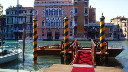 hotel palazzo Sant'Angelo Venezia illuminazione Led Progetto-e