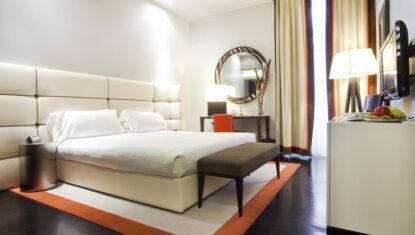 sina the gray hotel illuminazione Led Progetto-e