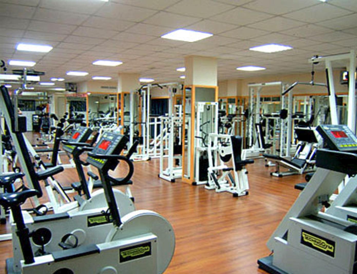 Palestra asc victoria center ve impianti illuminazione led