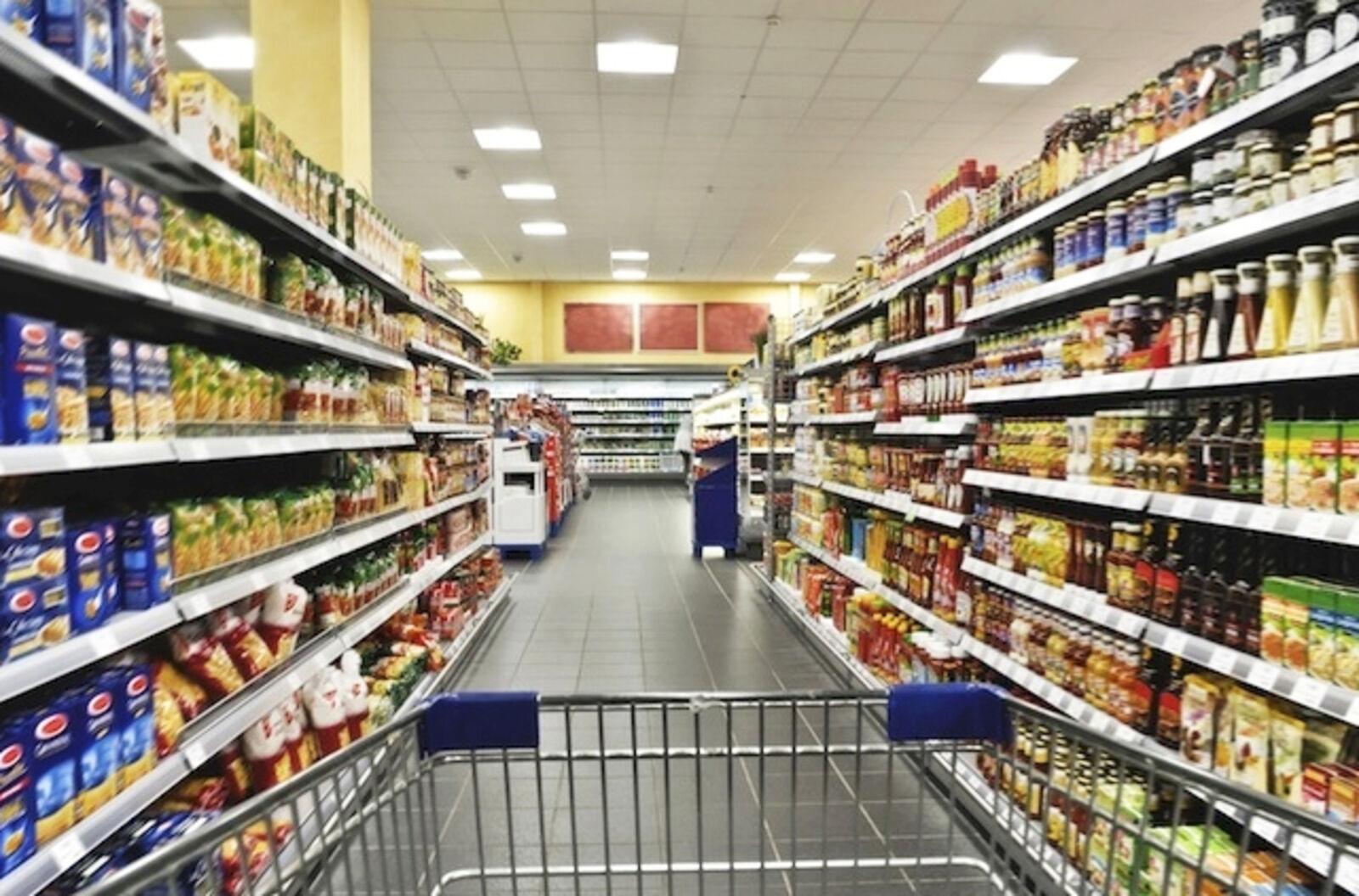 Supermercato franzoni fe impianti illuminazione led relamping