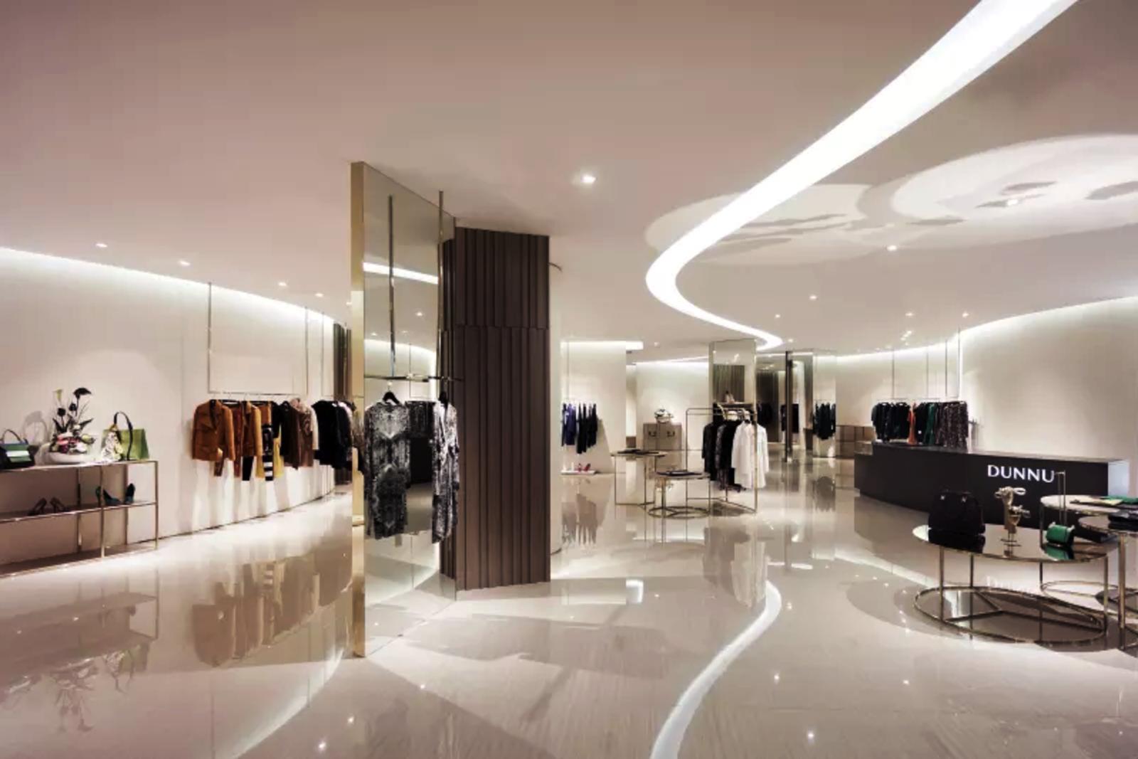 Come scegliere lilluminazione del negozio impianti illuminazione