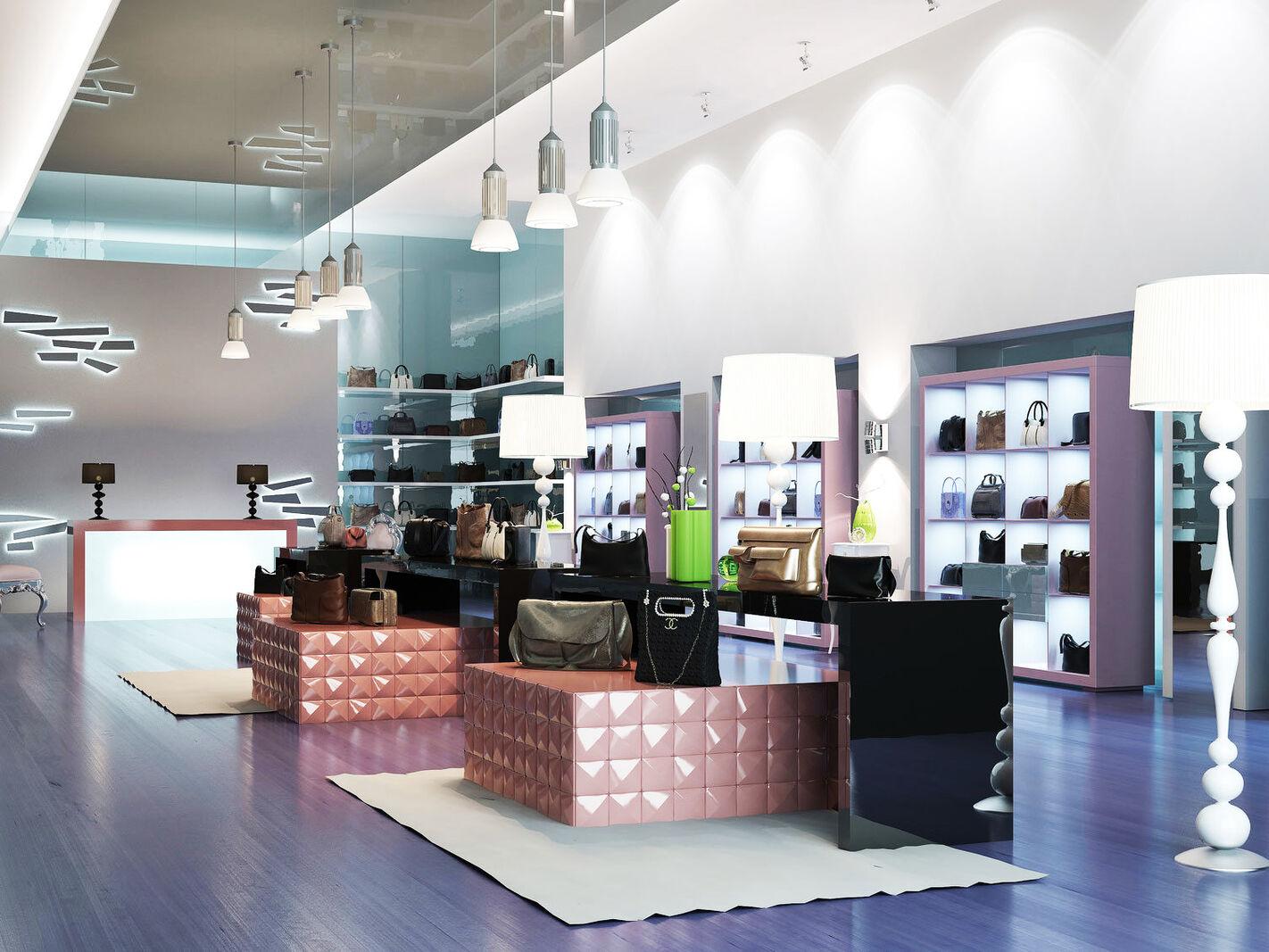 Come scegliere l illuminazione del negozio impianti